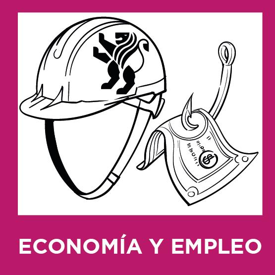 UPL Salamanca - Nuestras ideas - Economia y empleo